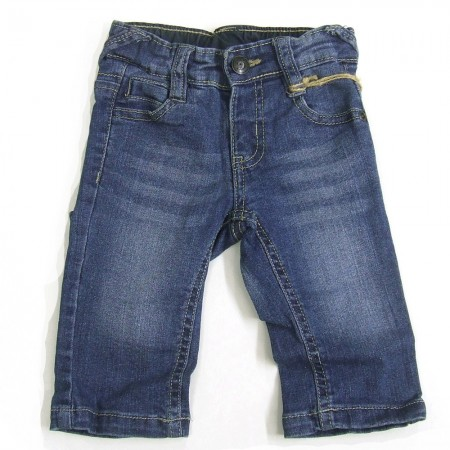 Babykleding Jongens jeans 'Only for Boys' € 14,95
