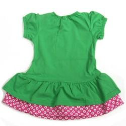 Babykleding Jurkje 'Garden Green' €14,95