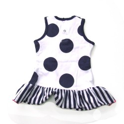 Babykleding Jurkje 'Girls with Flair' blauw € 14,95