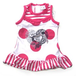 Babykleding Jurkje 'Girls with Flair' fuchsia €14,95