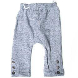 Babykleding Legging 'Grey Melee' €5,95