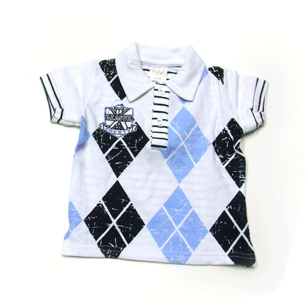 Babykleding Polo shirt 'College' € 9,95