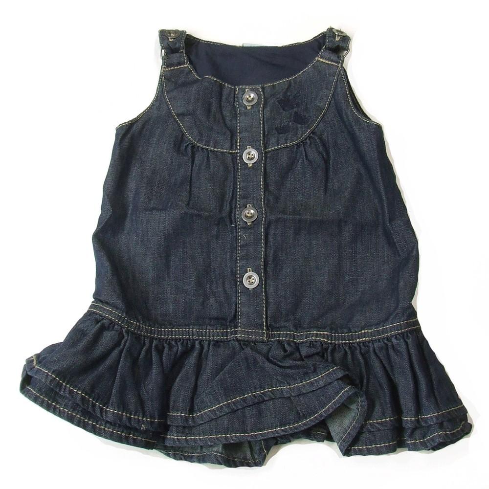Babykleding Spijkertuniek 'Wish' €19,95