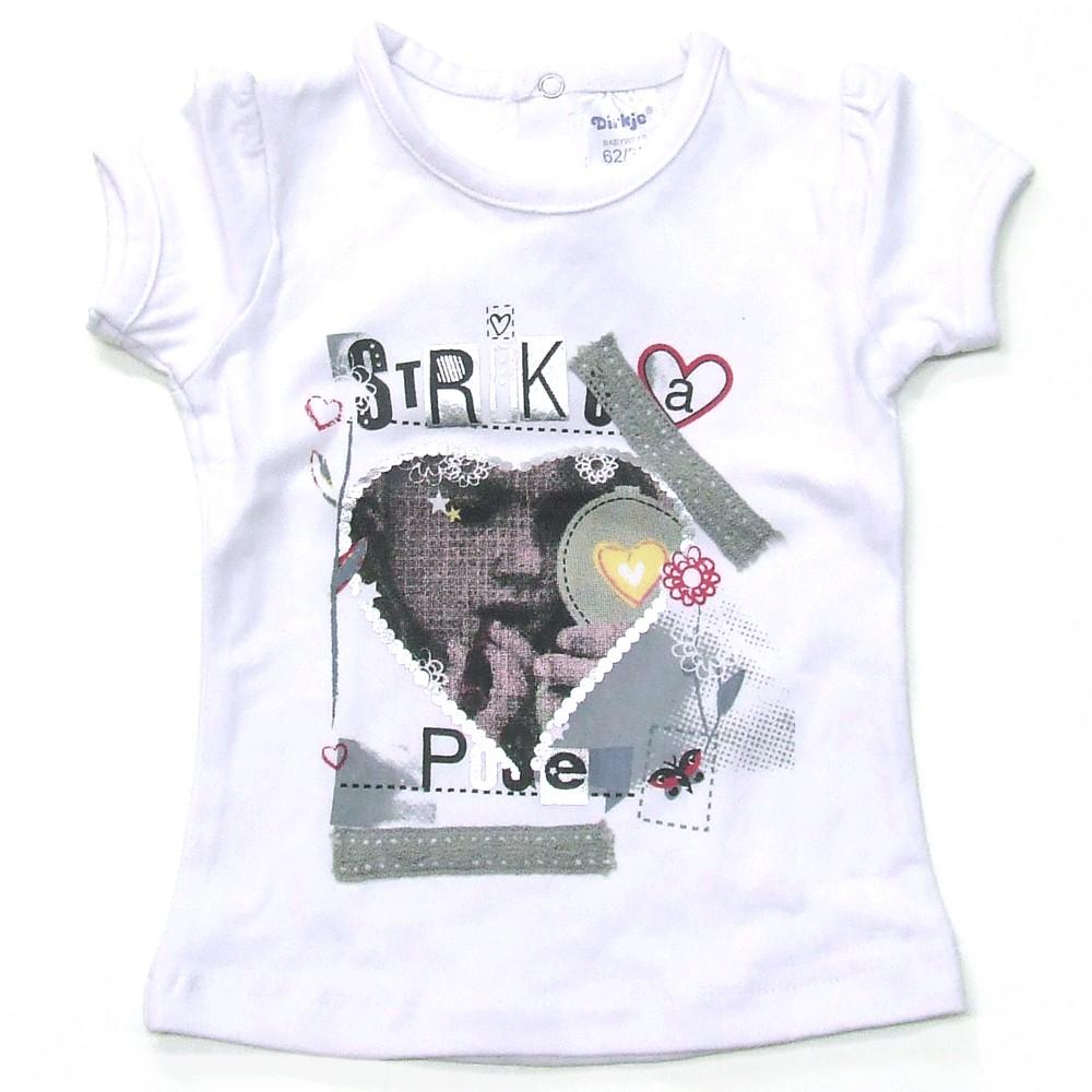 T-shirt girls 'Strike a Pose'