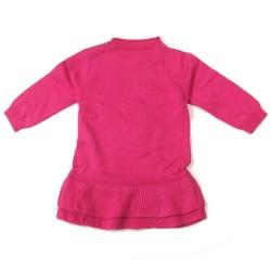 Babykleding Tuniek 'Love Rules' fuchsia €19,95