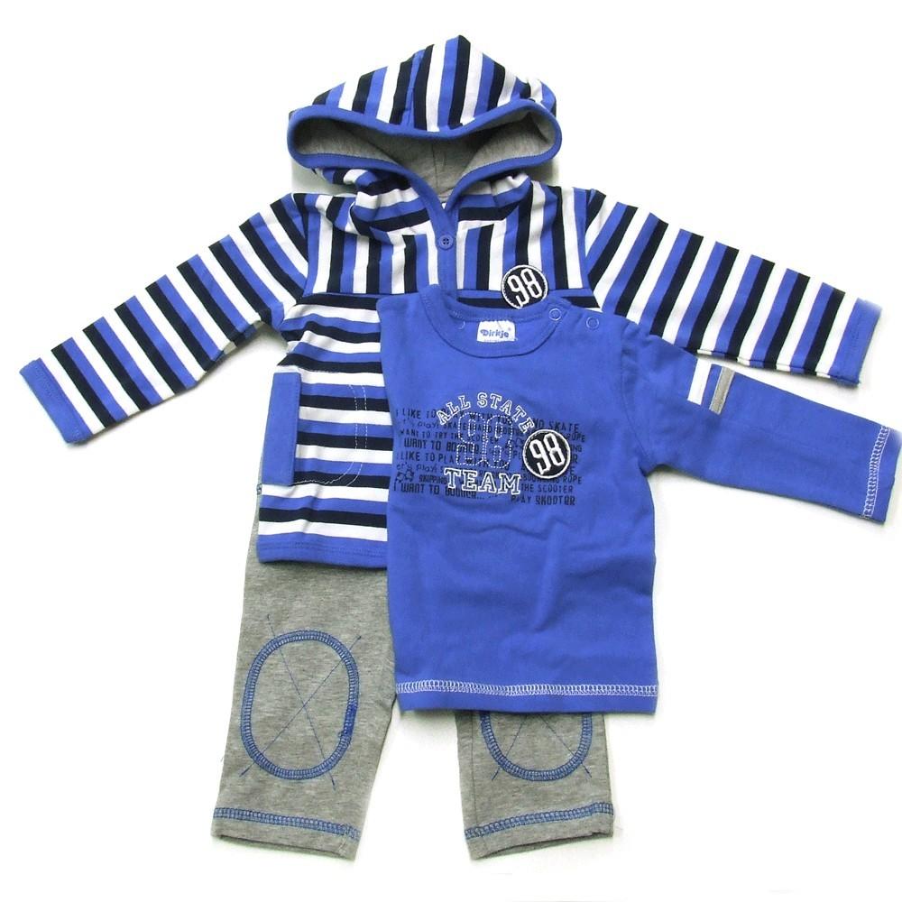 Babykleding 3 delig pakje 'Boys' €29,95
