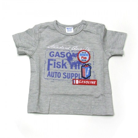 Babykleding T-shirt 'High Five' € 7,95