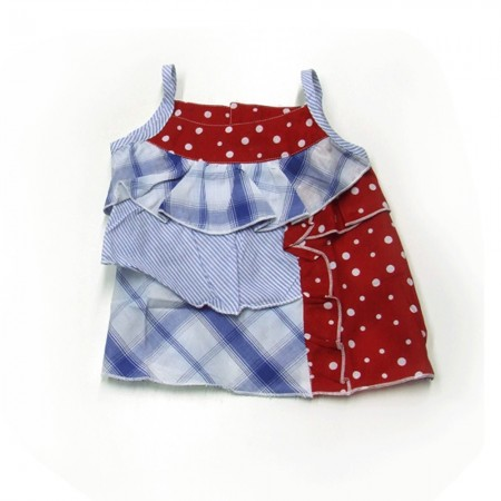 Babykleding Topje 'Coastal dreams' € 12,50