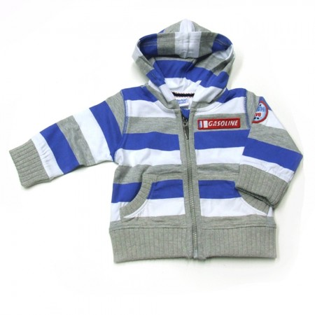 Babykleding Vestje 'High five' € 14,95
