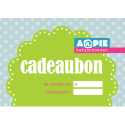 Feestartikelen Cadeaubon €30,- €30,00