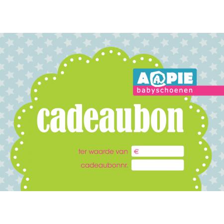 Feestartikelen Cadeaubon €75,- €75,00